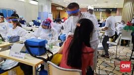 Epidemiolog: Vaksinasi Keluarga Anggota DPR Salah Sasaran