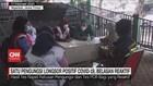 VIDEO: 1 Pengungsi Longsor Positif Covid-19, Belasan Reaktif