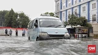 BMKG Ungkap 3 Faktor Utama Banjir Jakarta