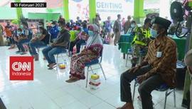 VIDEO: Berjam-Jam Pengungsi Menanti Menteri