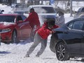 Badai Musim Dingin Putus Pasokan Listrik, Texas Krisis Air