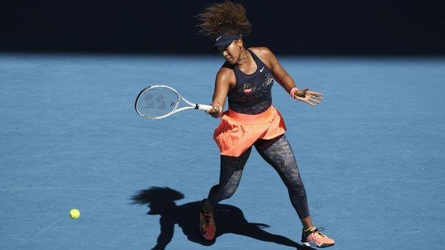Naomi Osaka berhasil melaju ke final grand slam Australia Open 2021 usai mengalahkan Serena Williams dengan skor 6-3, 6-4.