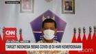 VIDEO: Target Indonesia Bebas Covid-19 di Hari Kemerdekaan