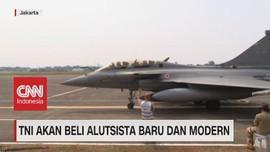 VIDEO: TNI Akan Beli Alutsista Baru & Modern