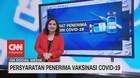 VIDEO: Persyaratan Penerima Vaksinasi Covid-19