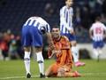 FOTO: Ronaldo dan Juventus Tak Berdaya di Markas Porto
