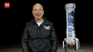 VIDEO: Jeff Bezos Kembali Jadi Orang Terkaya di Dunia