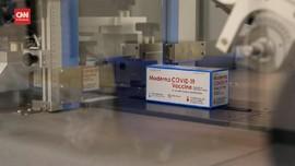 VIDEO: Uni Eropa Pesan 310 Juta Vaksin Moderna