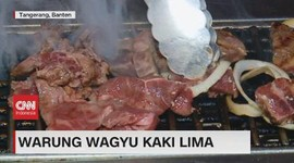 VIDEO: Warung Wagyu Kaki Lima