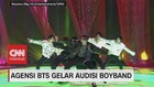 VIDEO: Agensi BTS Gelar Audisi Boyband