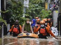 Warga di Penjuru DKI Teriak Banjir Parah Kepung Rumah