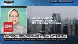 VIDEO: Tantangan Memacu Ekonomi Syariah Saat Pandemi
