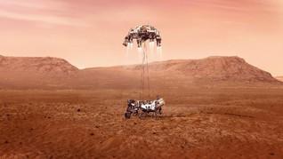 Alat NASA Teliti Mars: Helikopter Ingenuity Hingga MOXIE
