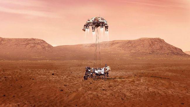 Mengenal 10 misi yang saat ini beroperasi di Mars.