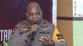 Polisi Petakan Enam KKB yang Aktif Beraksi di Papua