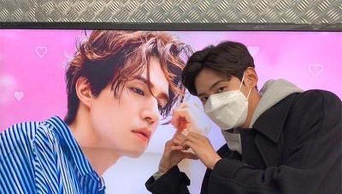 Bikin Fans Iri, Intip Kedekatan Lee Jinhyuk dan Lee Dongwook