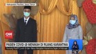 VIDEO: Pasien Covid-19 Menikah di Ruang Karantina