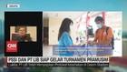 VIDEO: PSSI dan PT LIB Siap Gelar Turnamen Pramusim
