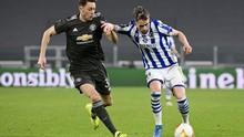 Man Utd vs Sociedad: Tuan Rumah Masih Takut Tersingkir