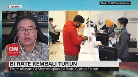 VIDEO: Suku Bunga Acuan BI Turun Menjadi 3,5 %