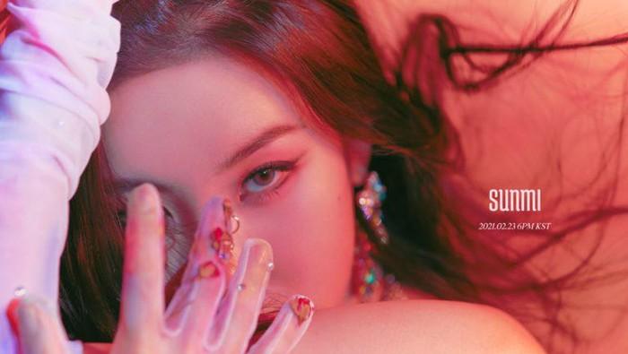 Sunmi Goda Fans dengan Teaser Terbaru!