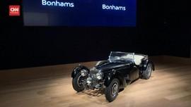 VIDEO: Mobil Langka Bugatti 57S Ditaksir Hingga Rp119 Miliar