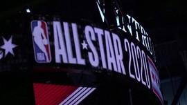 VIDEO: NBA Allstar 2021 Digelar 7 Maret