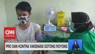 VIDEO: Pro & Kontra Vaksinasi Gotong Royong