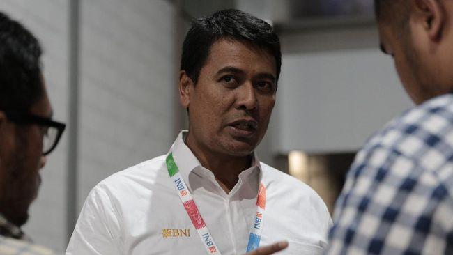 Presiden Joko Widodo menunjuk mantan Wadirut BNI, Anggoro Eko Cahyo menjadi Dirut BPJS Ketenagakerjaan.