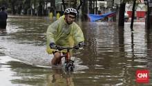 PSI Mau Interpelasi Anies soal Banjir, Mayoritas Fraksi Cuek