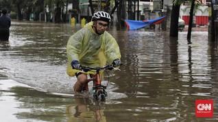 4 Aplikasi dan Situs Bantu Warga Pantau Banjir
