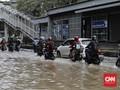 Banjir, Lalu Lintas di DKI Jakarta Terganggu