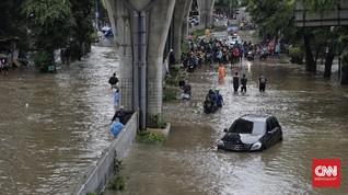 Pengusaha Merasa Makin Terpuruk Akibat Banjir Jakarta