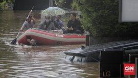 LBH Desak Pemprov DKI Buka Dokumen Evaluasi Banjir Jakarta