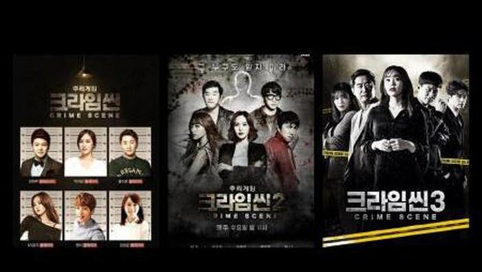 Rekomendasi Variety Show Korea Bergenre Misteri