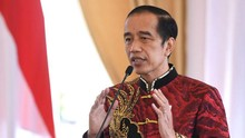 Jokowi Tekankan Transformasi Digital Jangan Cuma Tambah Impor