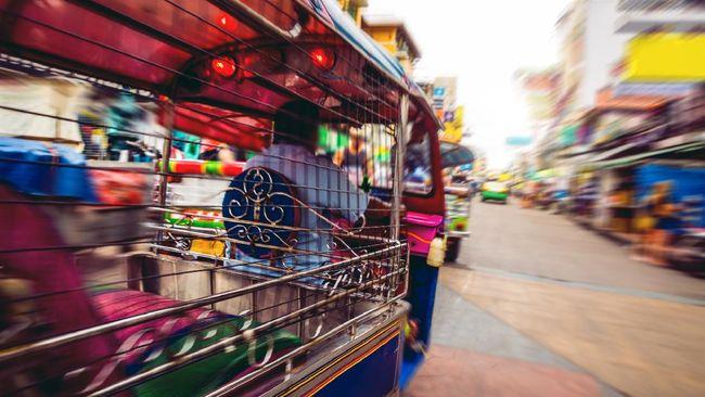 khao san road di bangkok thailand 4 169 - Thailand Buka Pintu bagi Turis yang Sudah Divaksin