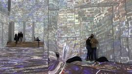 FOTO: Menjelajah Pameran Interaktif karya Van Gogh di Chicago