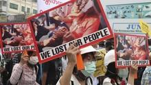 Singapura Desak Junta Militer Myanmar Bebaskan Suu Kyi