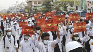 Netizen Sentil RI soal Dukungan Pemilu Ulang di Myanmar