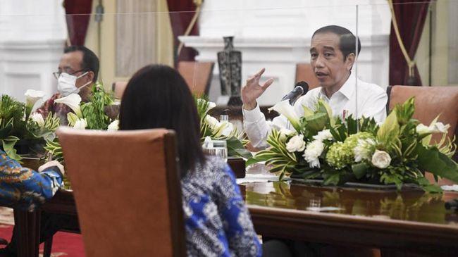 Presiden Jokowi mengatakan 99 persen penyebab kebakaran hutan dan lahan di Indonesia adalah ulah manusia.