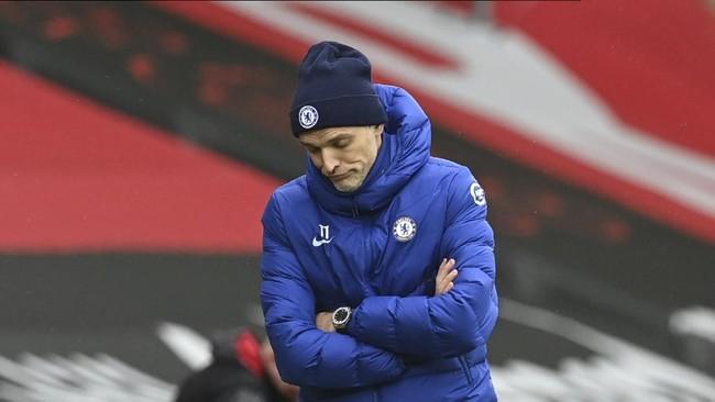 Chelsea vs Man Utd: Reuni Tuchel dengan Cavani