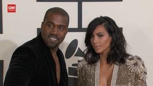 VIDEO: Kim Kardashian Disebut Resmi Gugat Cerai Kanye West