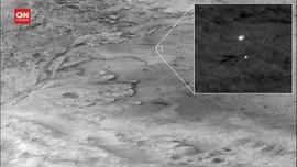 VIDEO: NASA Pamerkan Foto-foto Terbaru Permukaan Mars