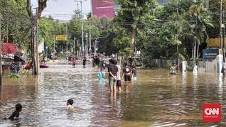 Bappenas Ungkap Faktor Utama Jakarta Masih Banjir