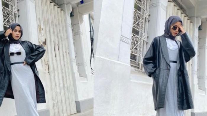 Inspirasi Outfit ala Selebgram Aisha Ibrahim untuk Kamu yang Bertubuh Mungil