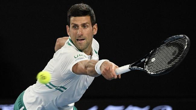 Djokovic Terancam Absen di Australia Open Gara-gara Vaksinasi