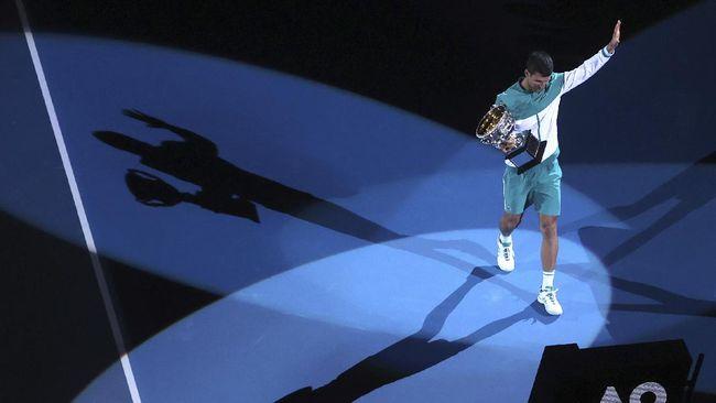 Juara Australia Open 2021 Novak Djokovic memuji Daniil Medvedev yang dianggap tinggal menunggu waktu untuk meraih gelar Grand Slam.
