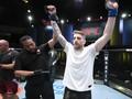 Hasil UFC: Polisi Menang TKO Ronde Pertama
