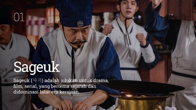 Sinema Korea bertema kerajaan alias sageuk telah ada sejak 80 tahun lalu. Berikut fakta uniknya.